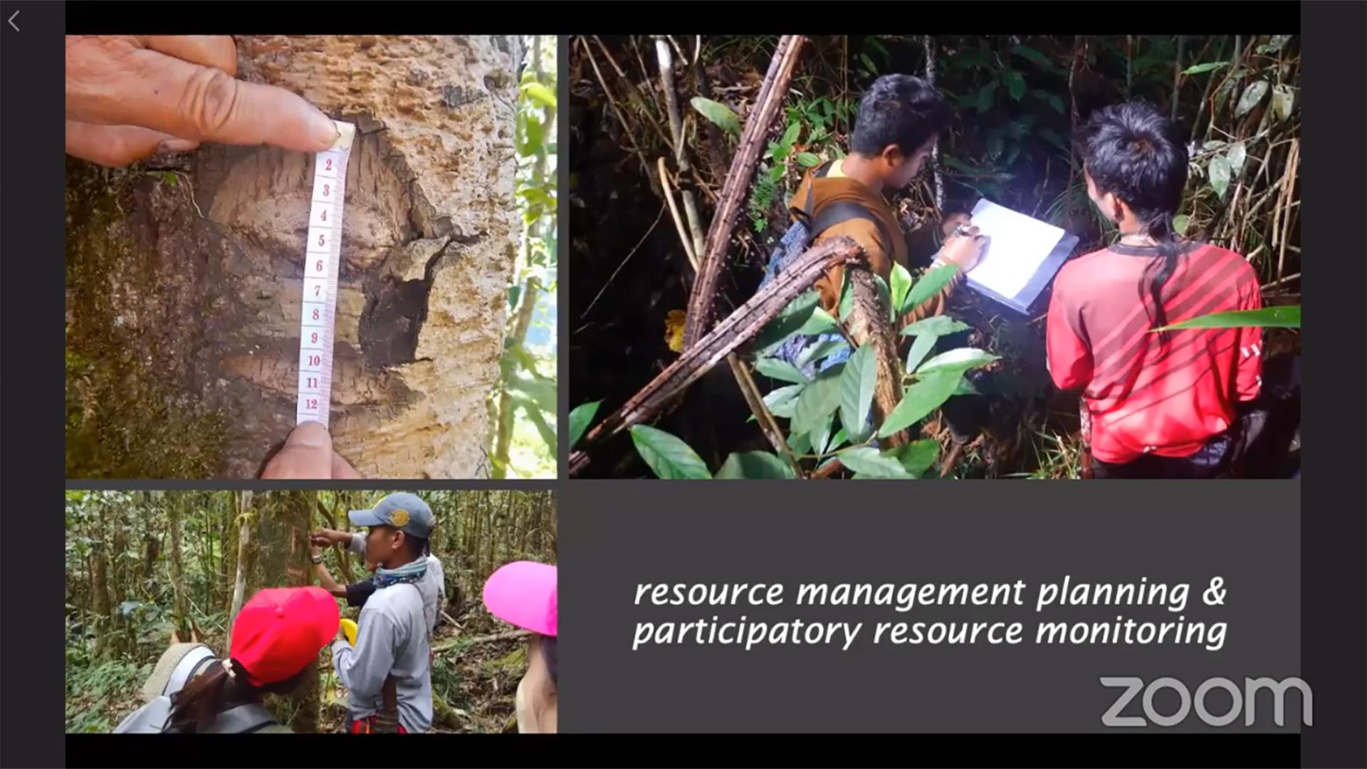 Perspectives des Peuples Autochtones dans un webinaire sur la conservation aux Philippines