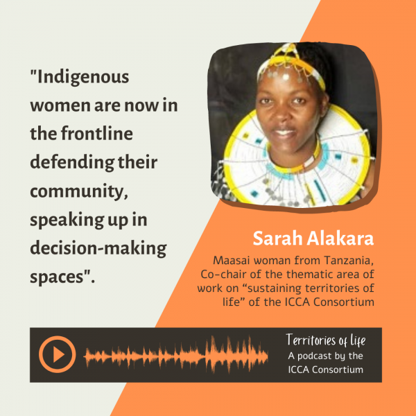 Podcast: Sarah Alakara reflects on International Indigenous Women's Day