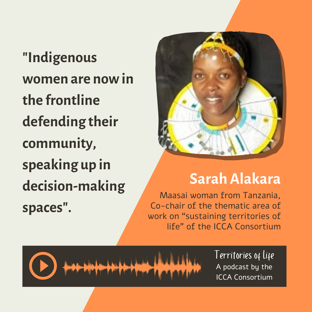 Podcast: Sarah Alakara reflects on International Indigenous Women's Day