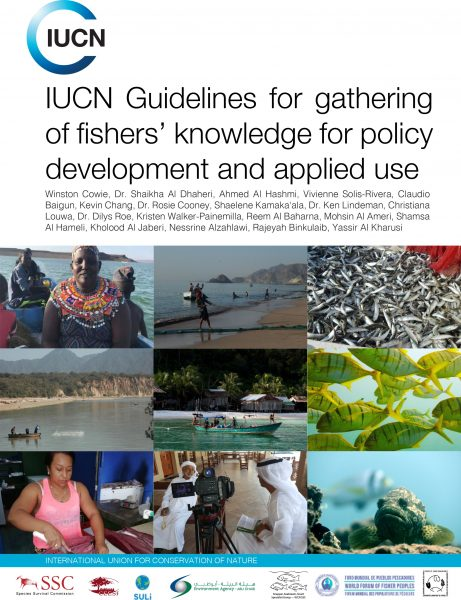 New guidelines on gathering fishers' knowledge for policy development and conservation