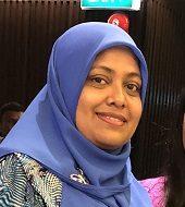 Fathimath Saeedha