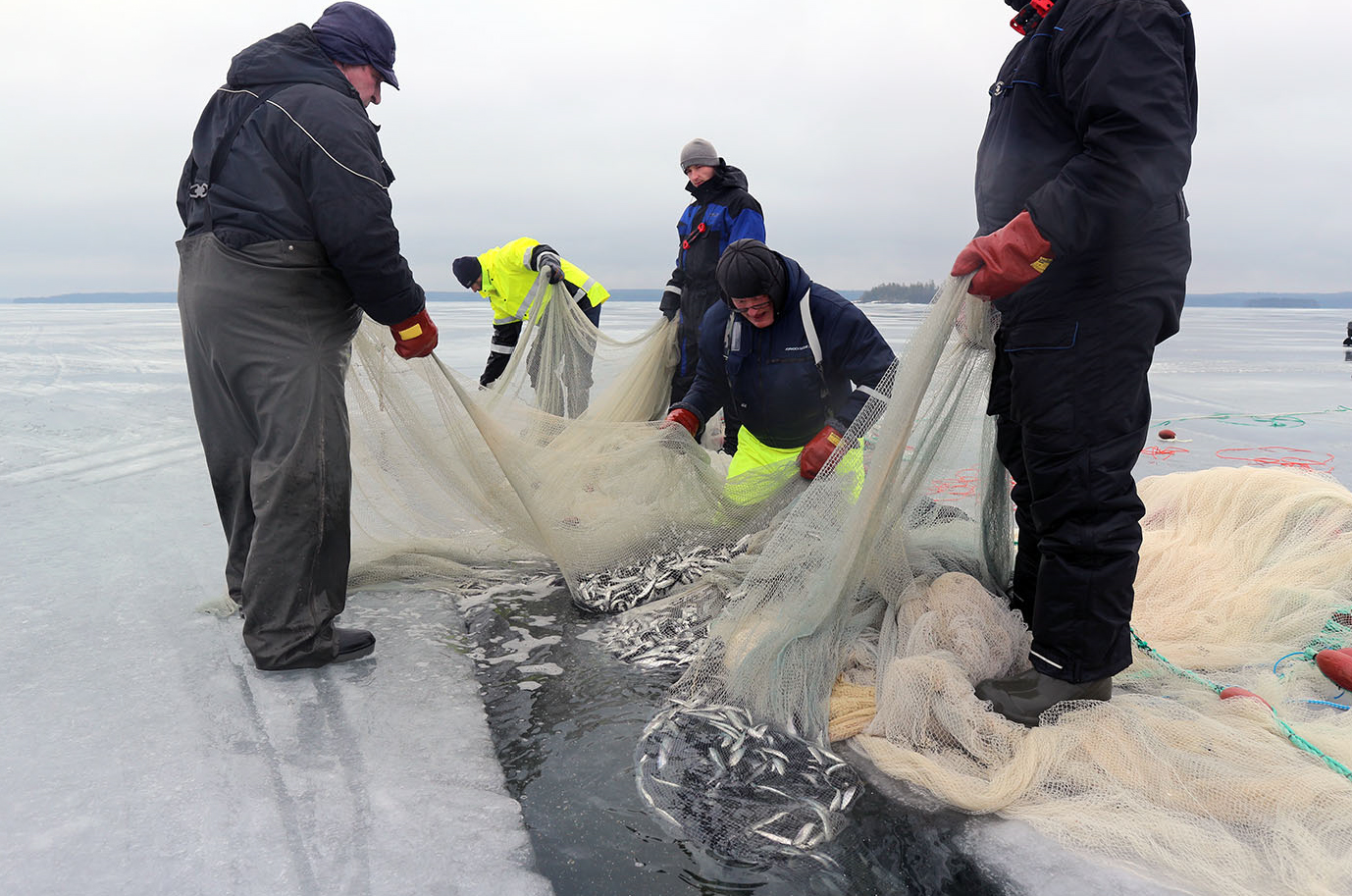 New study reviews Finnish aquatic traditional knowledge