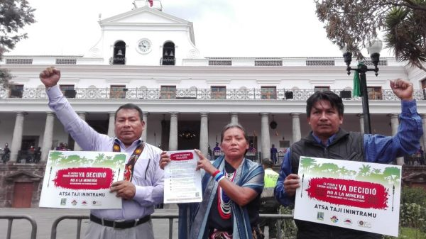 Alert: Mining and infrastructure projects threaten the Pueblo Shuar Arutam's territory of life