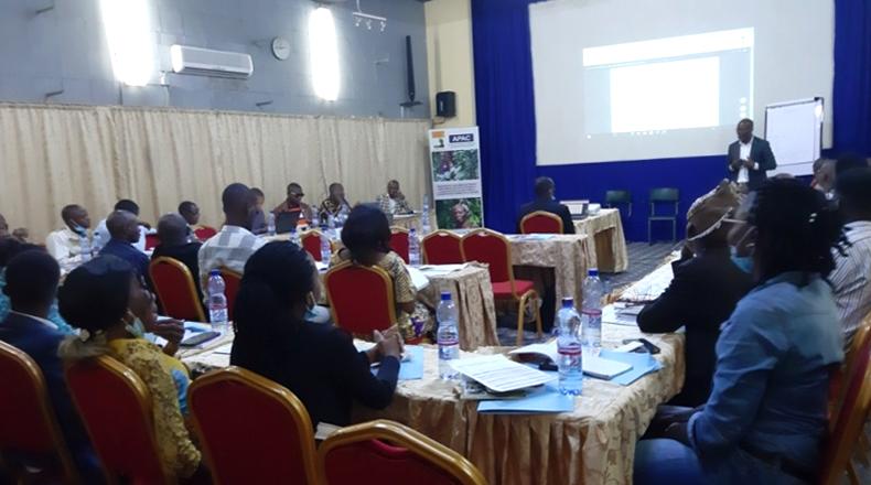 Atelier sur les APAC et le cadre de biodiversité post-2020 organisé en RD Congo