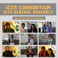 16th General Assembly Banner