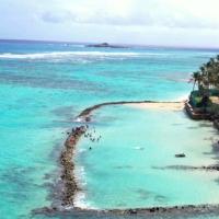 Hawaii-fishpond