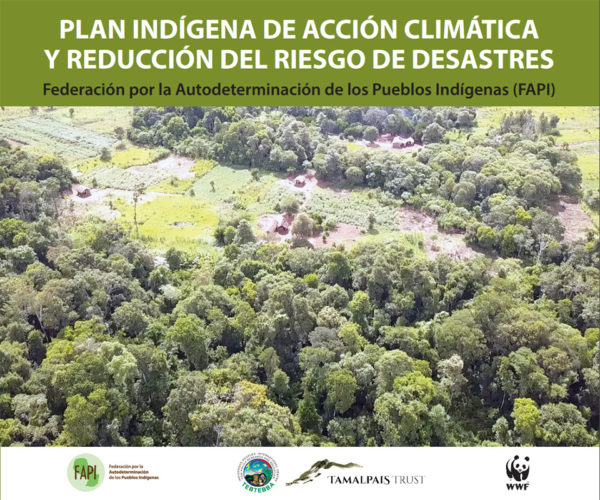 Los pueblos indígenas de Paraguay entregan el Plan de Acción Climática y Reducción del Riesgo de Desastres