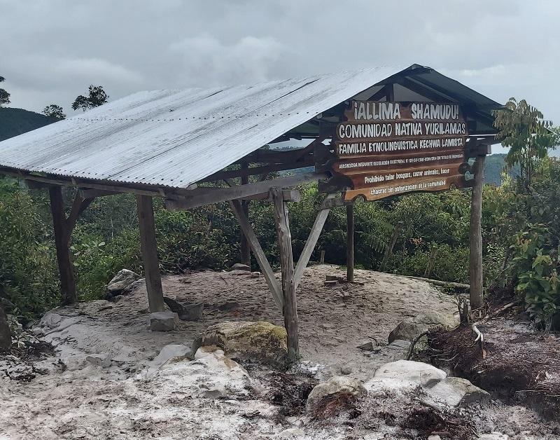 Comunidad Nativa de Yurilamas