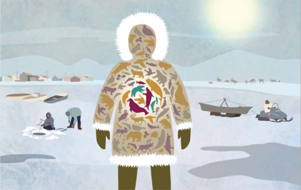 New Inuit report on food sovereignty and self-governance in the Arctic