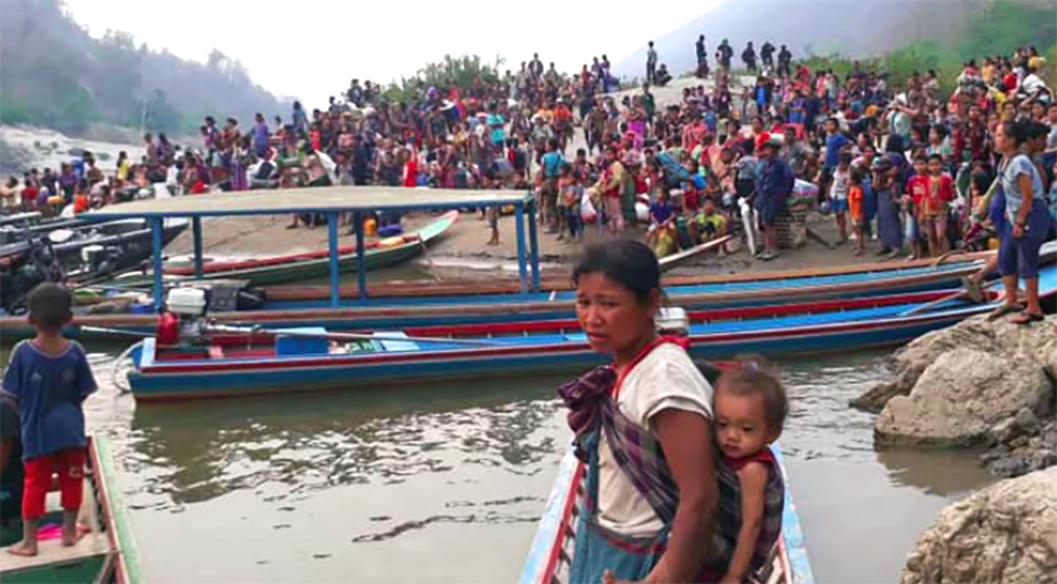 Indigenous peoples under new attacks in Myanmar: An open letter and call to action
