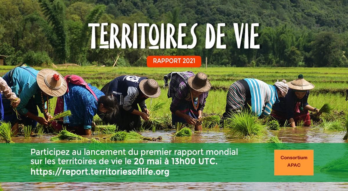 Le Consortium APAC annonce le lancement de son rapport sur les territoires de vie des Peuples Autochtones et communautés locales