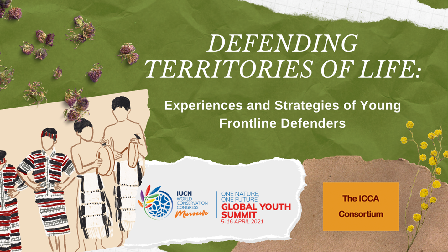 Intergenerational stories of defending territories of life at the IUCN Global Youth Summit