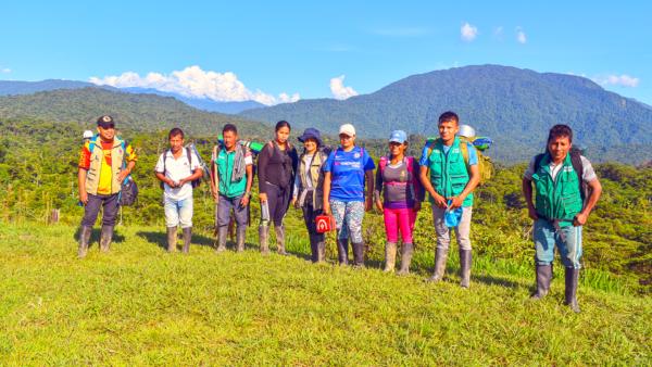 Cabildo indígena Musuiuiai en Putumayo, Colombia