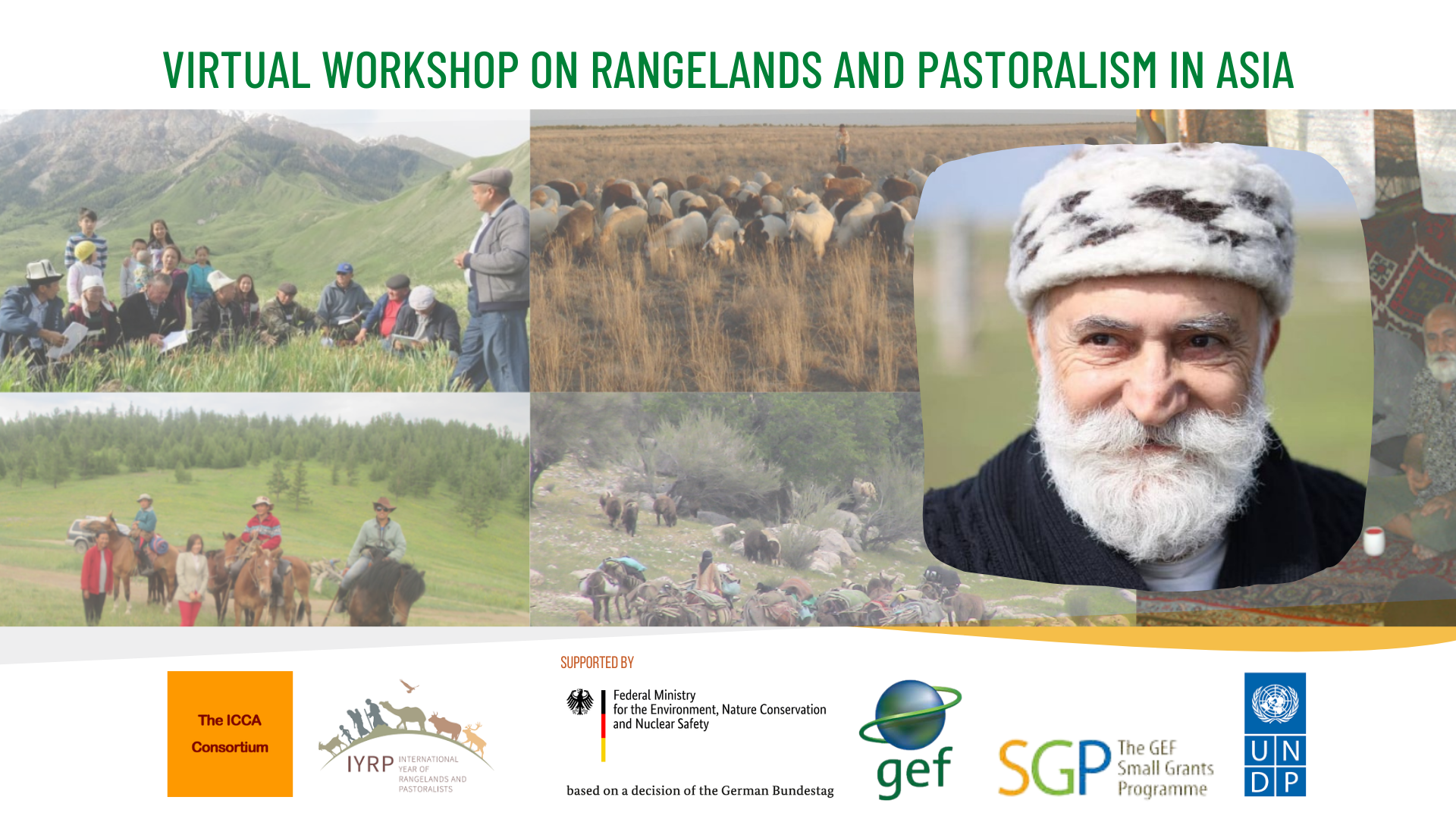 Pastoral communities' territories of life in Asia: Tales of coexistence