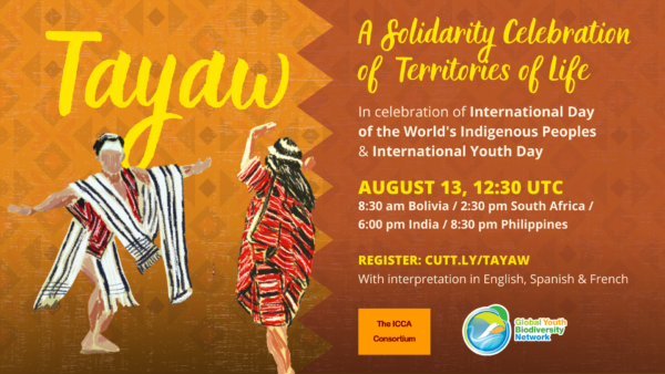 Inviting you to TAYAW: A solidarity celebration of territories of life
