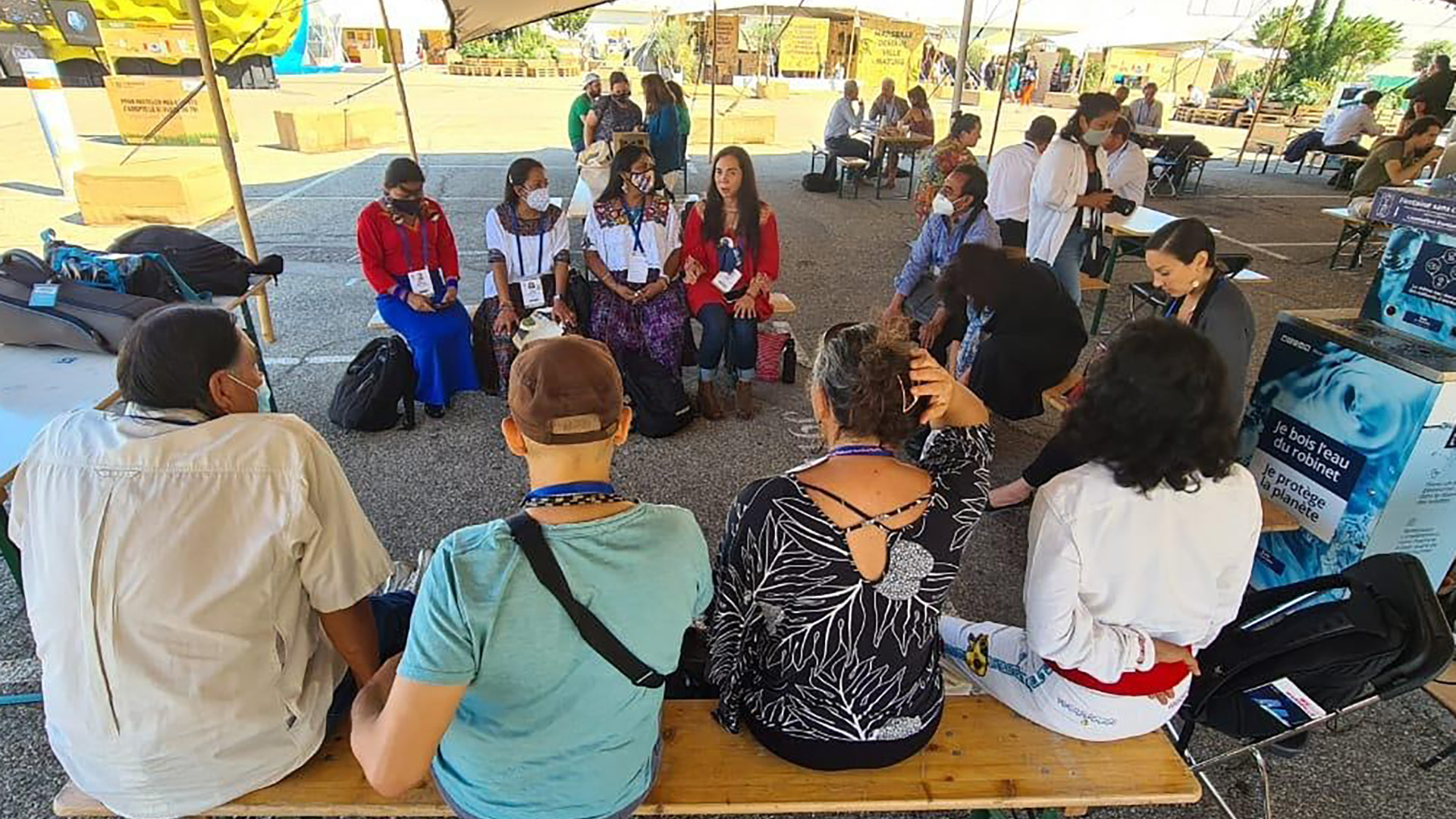 World Conservation Congress: Indigenous Peoples and local communities advocate for rights