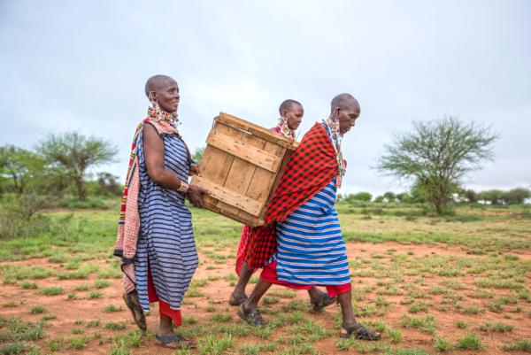 En images : les communautés revitalisent les systèmes de connaissances et les modes de vie autochtones et traditionnels