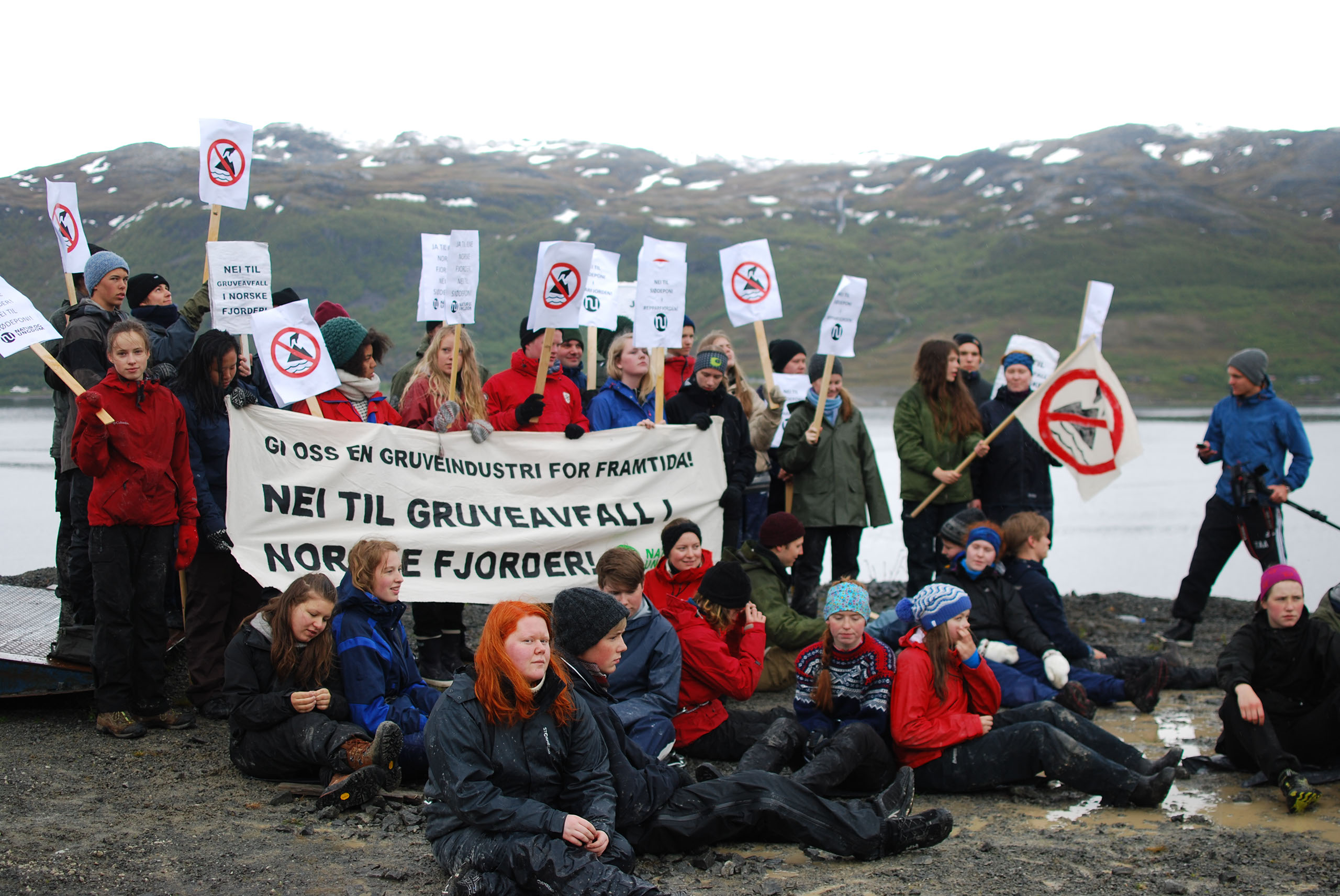 New research: European north under siege by mining