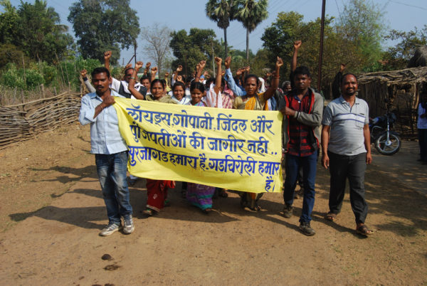 India: Mining proposals threaten the community's long-term efforts in defending and conserving  the gram sabha forests of Korchi Taluka