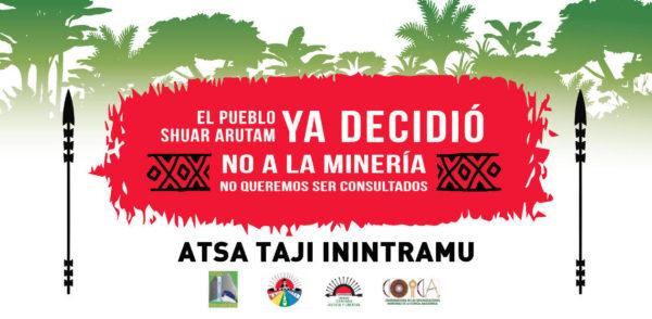Ecuador: Carta conjunta condena el papel de la empresa canadiense en la violencia contra el Pueblo Shuar Arutam